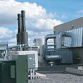 High Sierra California Cogeneration